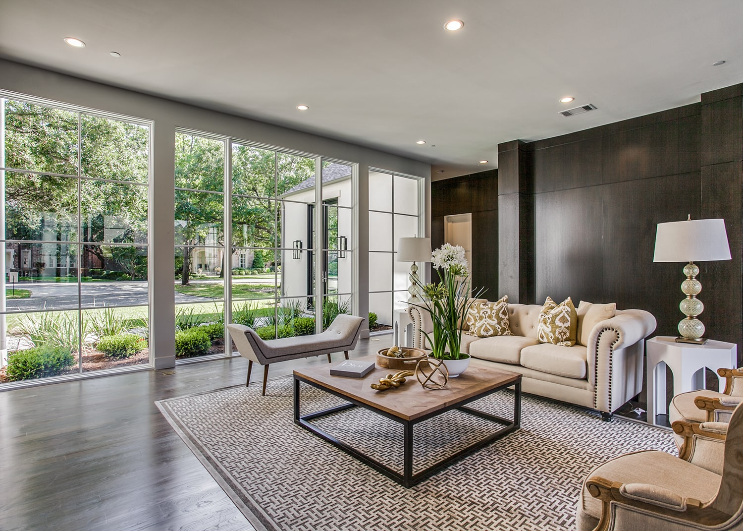 Hudson Construction Group Waggoner Property Preston Hollow